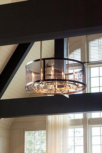 breakfast area ceiling lights