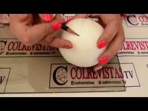 Photo of Rostro moldeado en espuma – Profesor Rosita