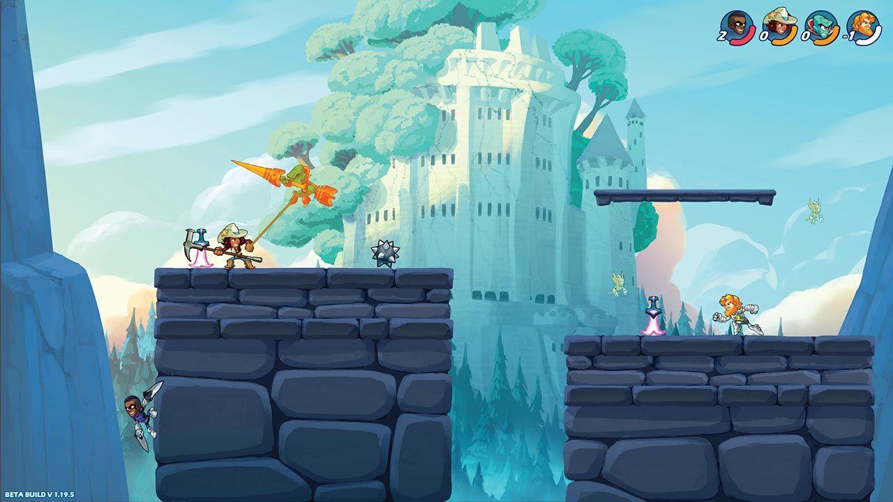 Brawlhalla - Free game