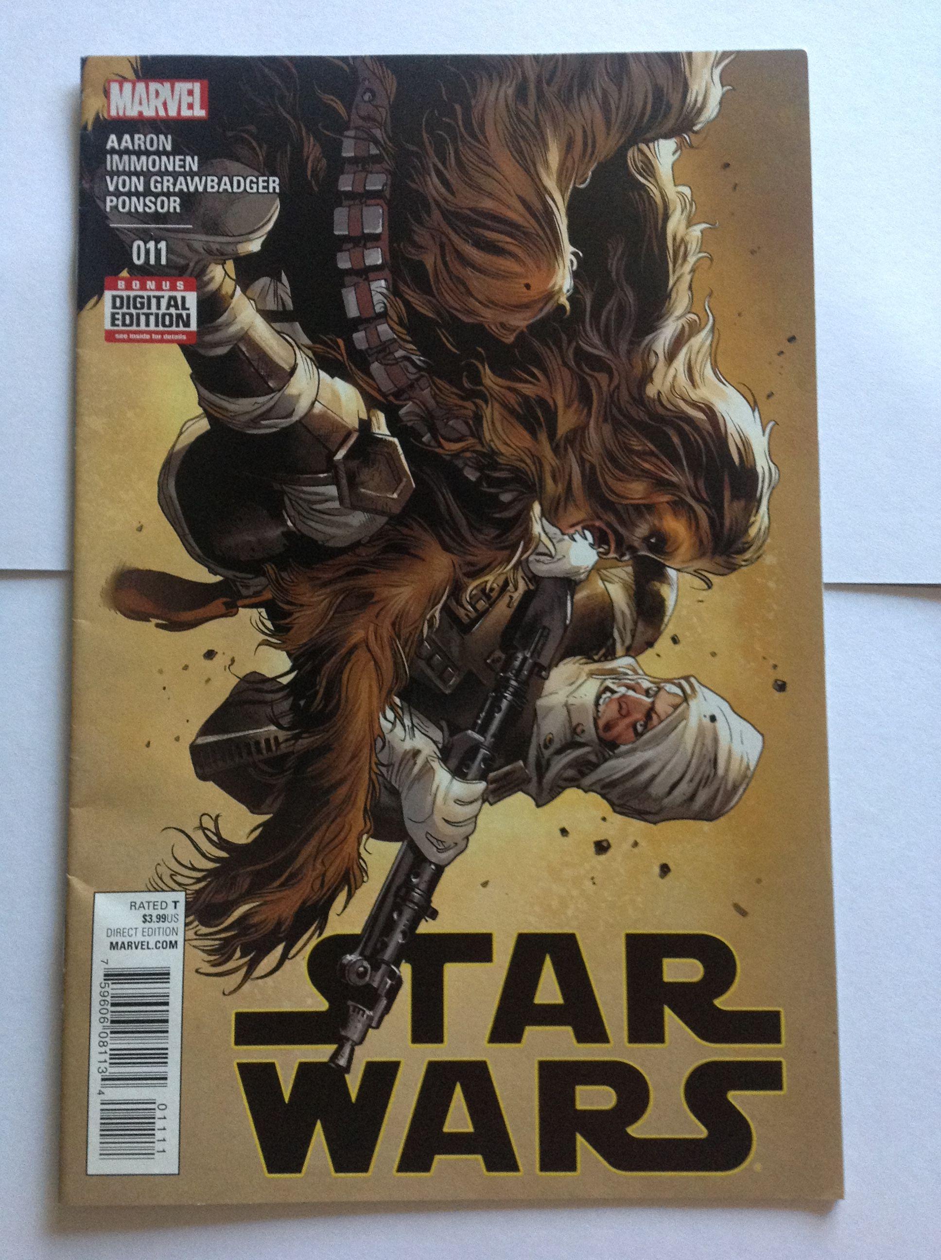 Star Wars #11 Marvel comics (2015)