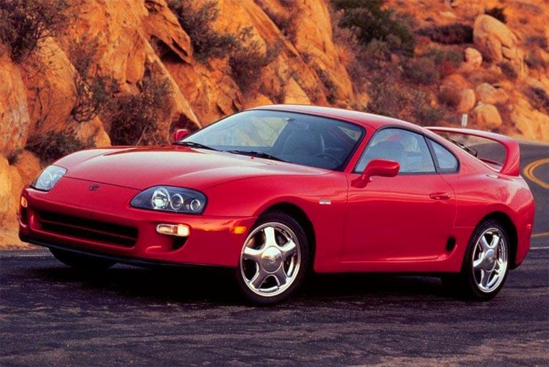 Why The New Toyota Supra Using A Bmw Turbo 4 Cyl And Hybrid System Will Be Awesome Toyota Supra Turbo Toyota Supra New Toyota Supra