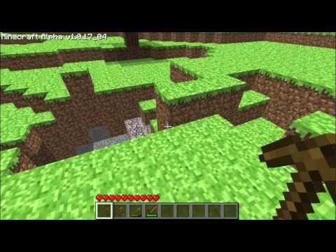 Minecraft Tutorial For Beginners Part Your First Day Shelter - Minecraft spielen kinder