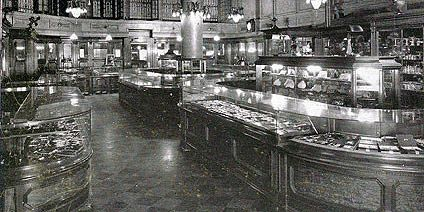Interior, Broadnax jewelry store, 20 S. Main, Memphis, TN ...