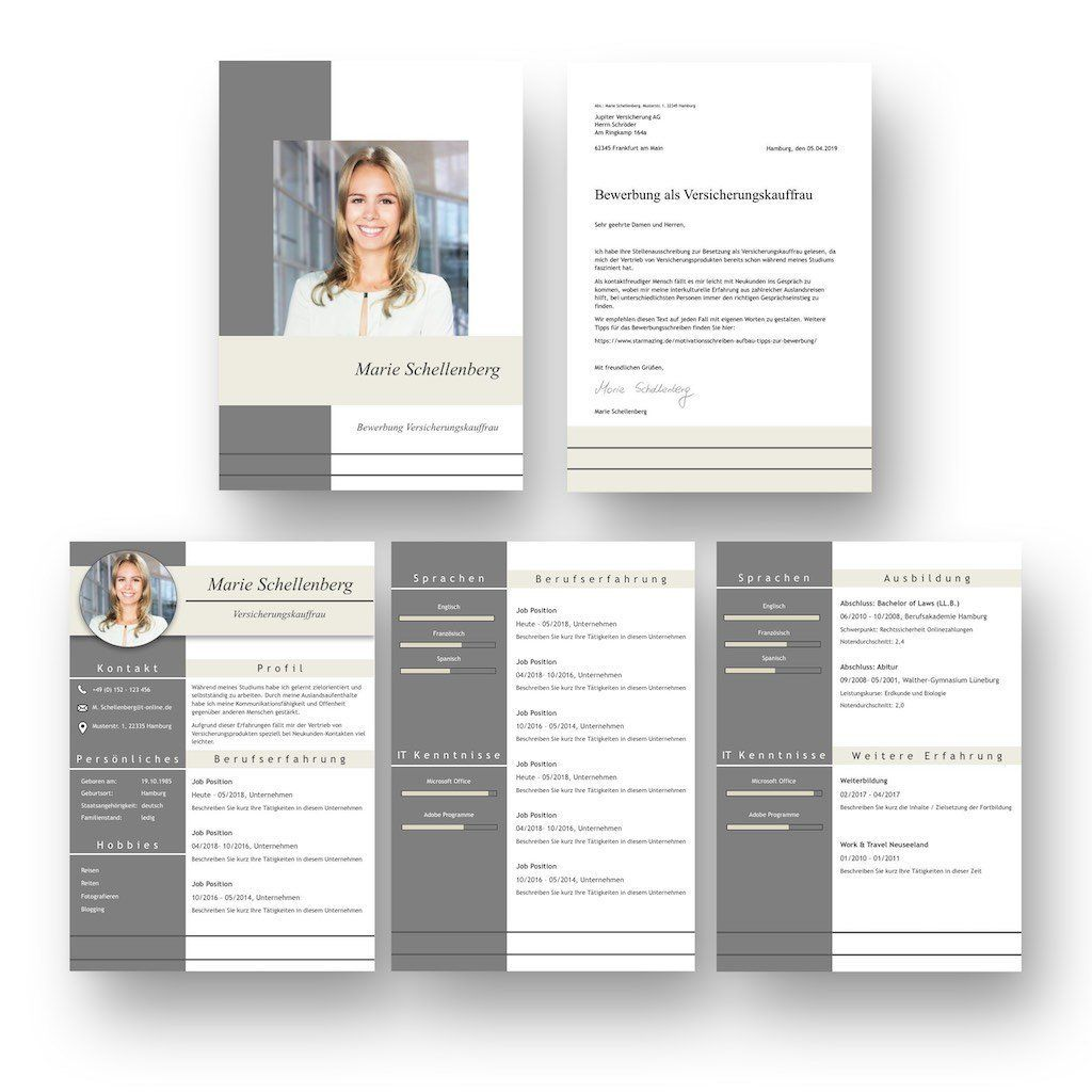 Cv Lebenslauf Download Die Bewerbungsvorlage Full Attention Uberzeugt Von Beginn An Das Moderne Design U Lebenslauf Moderner Lebenslauf Lebenslauf Download