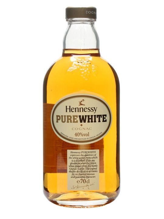 Hennessy Pure White Cognac | Hennessy pure white, Pure ...