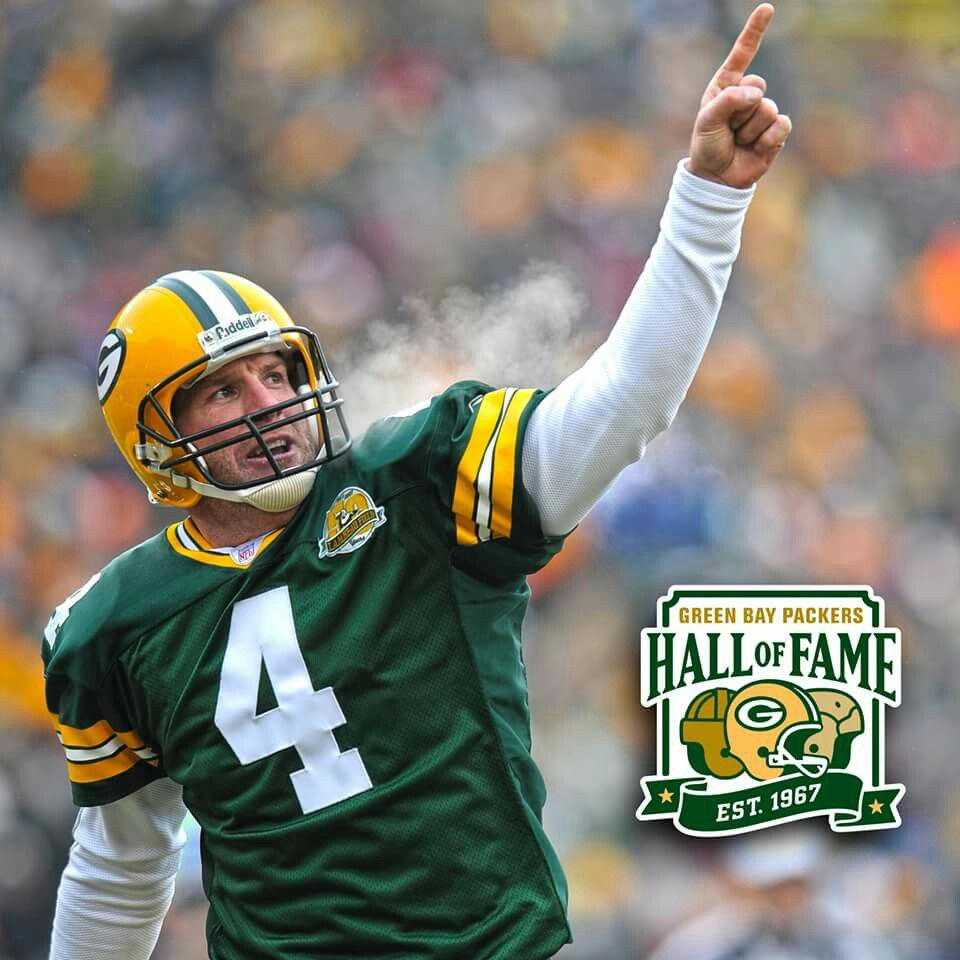 I Always Have And Always Will Love Brett Favre Lucky To Have Him As Our Qb For So Long And Literally Green Bay Packers Packers Hall Of Fame Green Bay Football