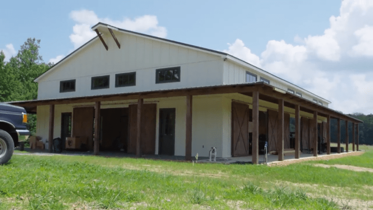 A look inside rich fronings barn home gym gym rich froning at