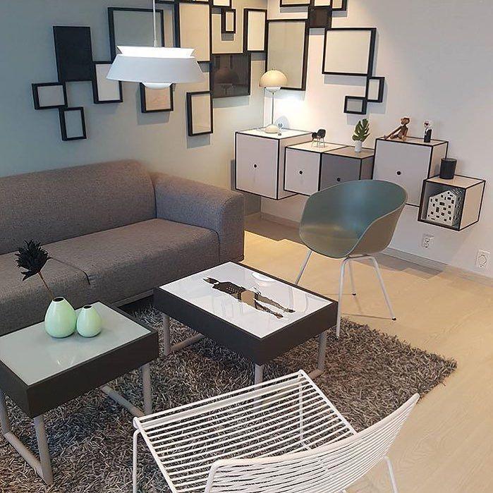 Kanskje det tøffeste stuebordet vi har sett? Lynvingen ser bra ut i stuen til @btfdesign som vi også har en giveaway med hvor du kan vinne #Lynvingen!