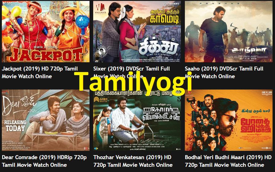 TamilYogi 2020 Movies, Tamil movies, Comic books