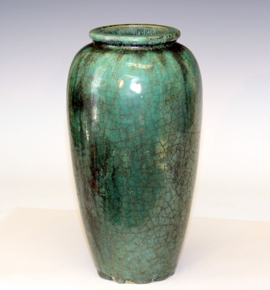 Galloway philadelphia pa arts crafts art pottery antique crackle galloway philadelphia pa arts crafts art pottery antique crackle glaze vase reviewsmspy