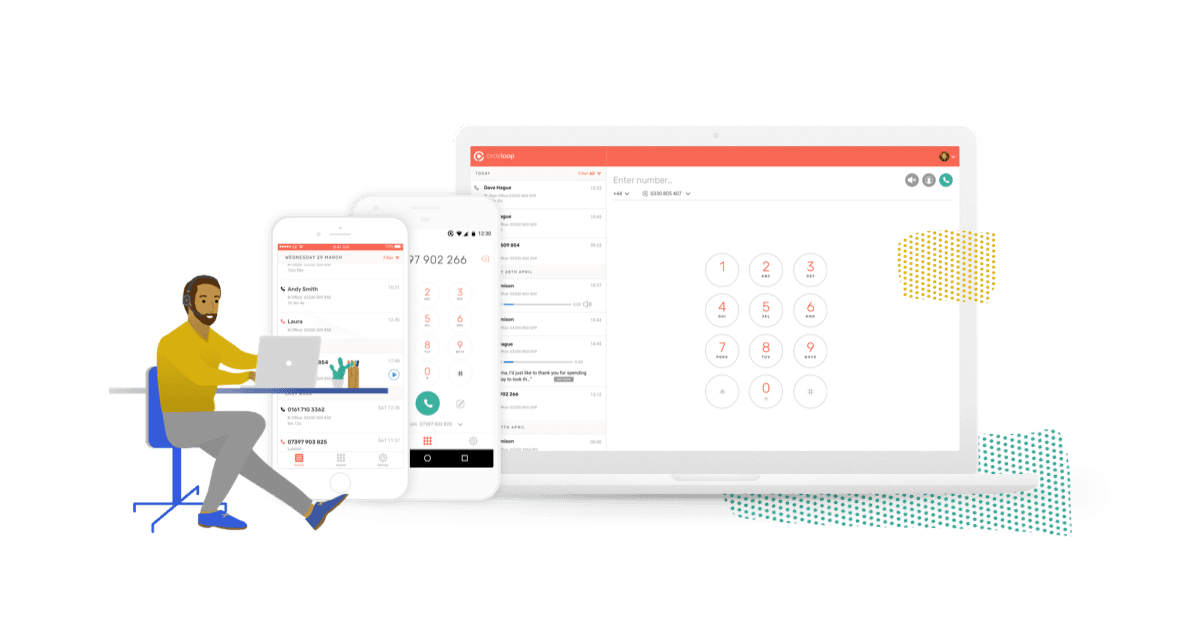 High Quality & Reliable Business Phone System In The Cloud