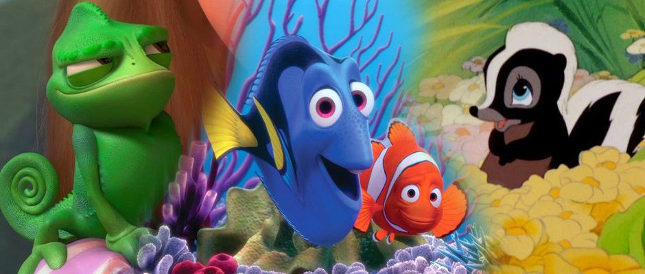 What Disney Animal Are you? #Disney #findingnemo | Disney ...  Walt Disney Pictures Presents A Pixar Animation Studios Film Finding Nemo