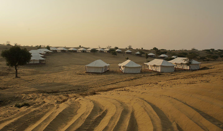 Samsara Luxury Resort & Camp - Dechu - Rajasthan | Tents ...