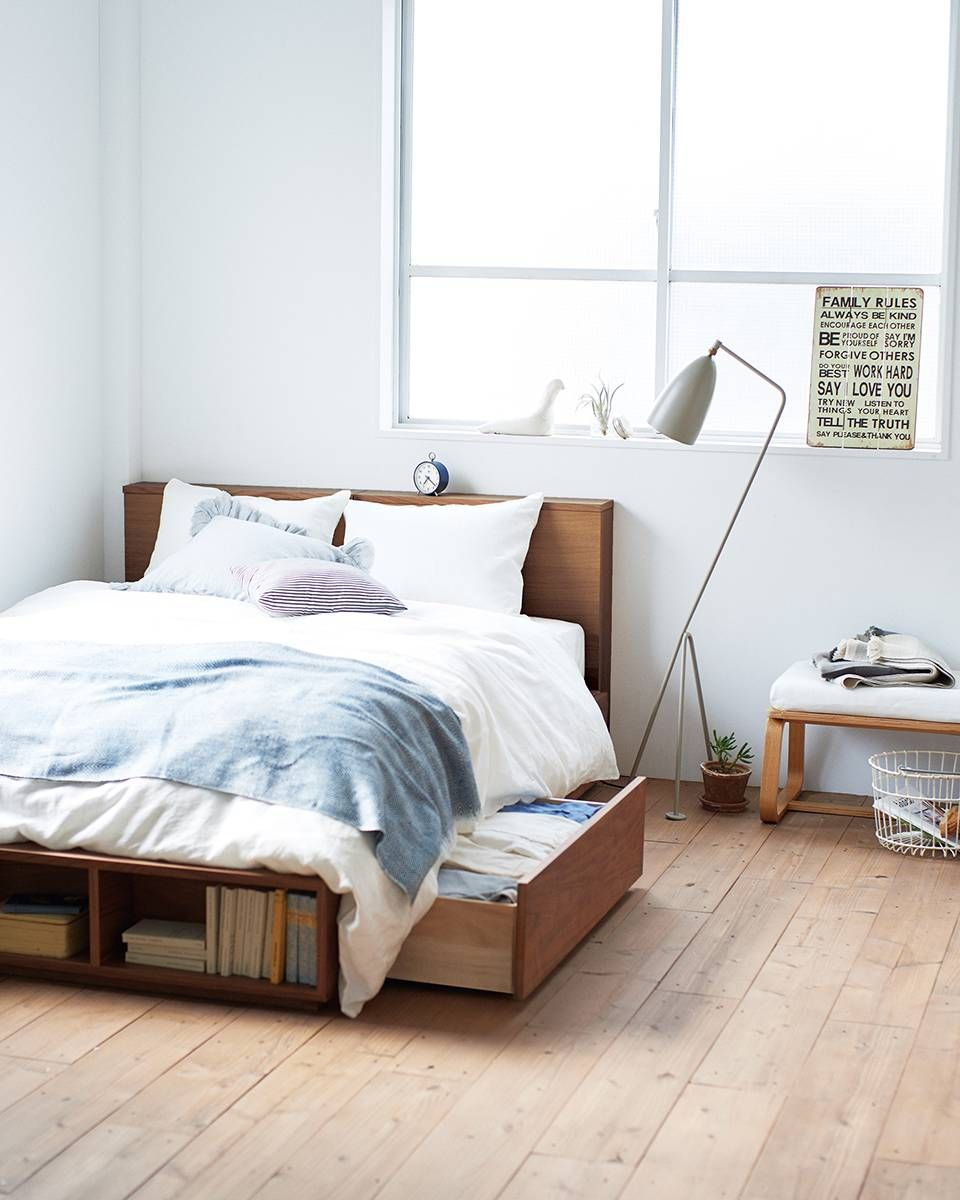 Muji Bed Sheets Tips For Living A New Way 11 19 Compact Life Muji Zakka In