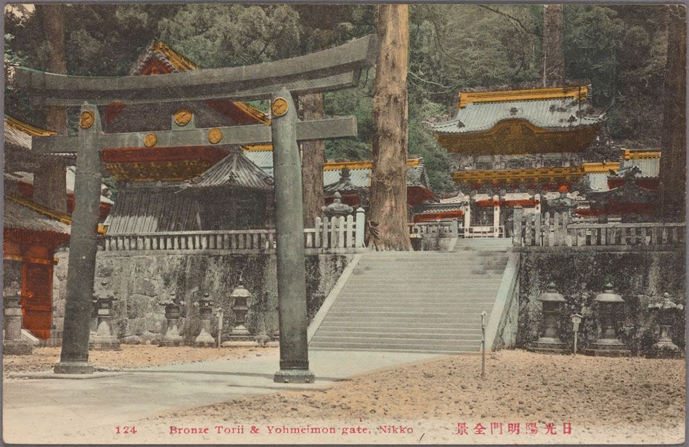 100-Year-Old Hand-Colored Postcards Offer A Fascinating Glimpse Of Pre-War Japan