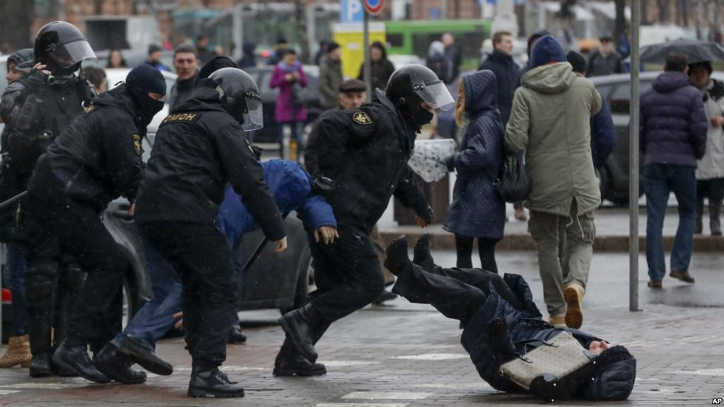 Belarus Backsliding Badly on Human Rights: U.N. Report #World #iNewsPhoto
