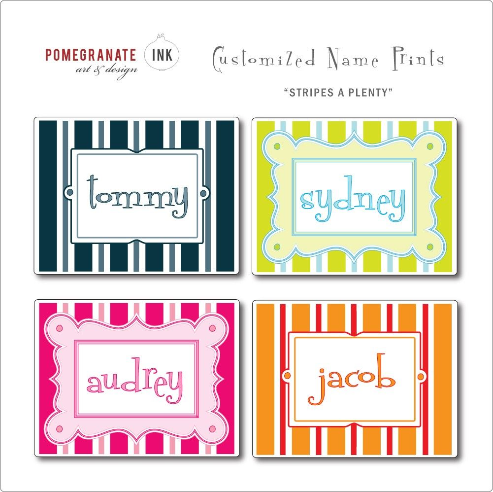 free printable preschool name plates cause i m homeschooled