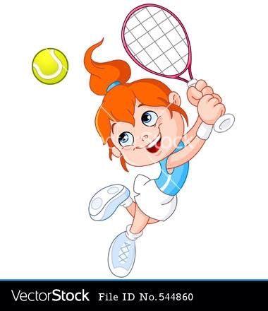 afbeelding tennissers iris leidelmeijer op tennis