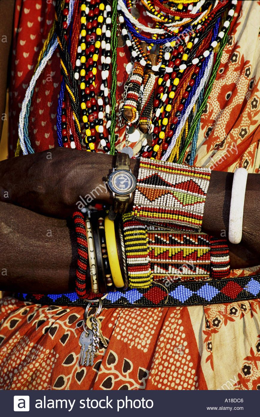 Download This Stock Image Maasai Man In Traditional Dress Wearing Watch Kenya A18dc6 From Alamy S Library Of Millions Of Hi In 2020 Maasai Traditional Dresses Kenya