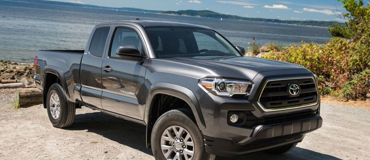 2016 Toyota Pricing Toyota