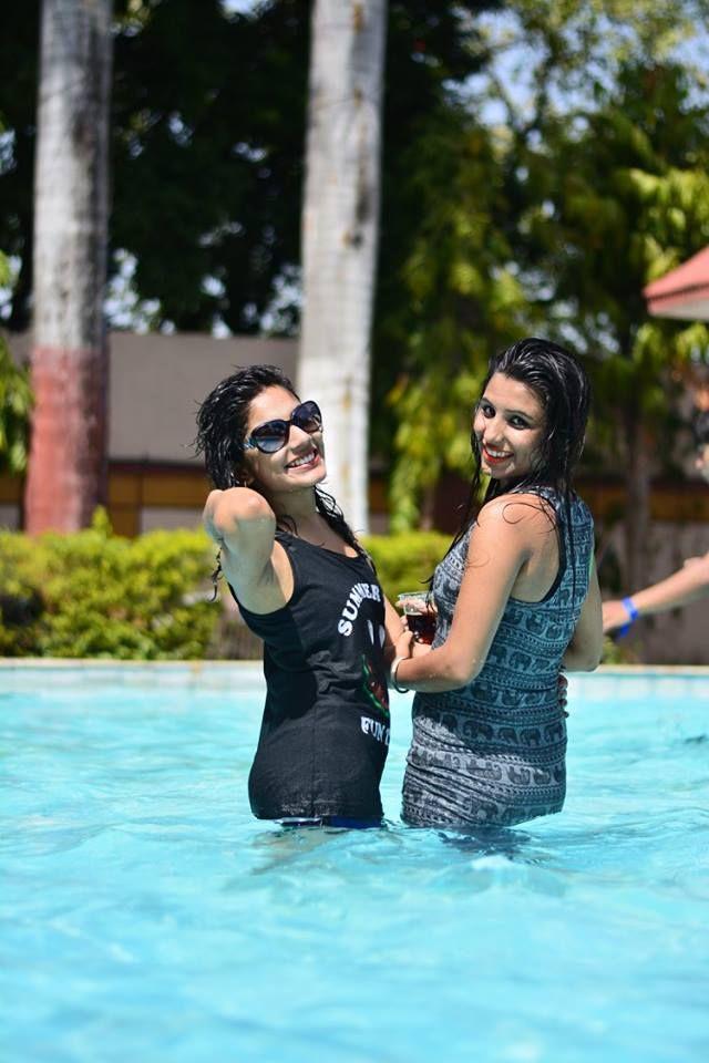 Madness The Holi Celebration Pool Party Sports Club