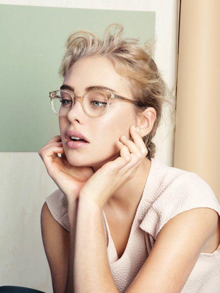0 Nerd Brillen Fur Damen Mit Durchsichtigen Rahmen Brille Stil Brillen Damen Brillengestelle