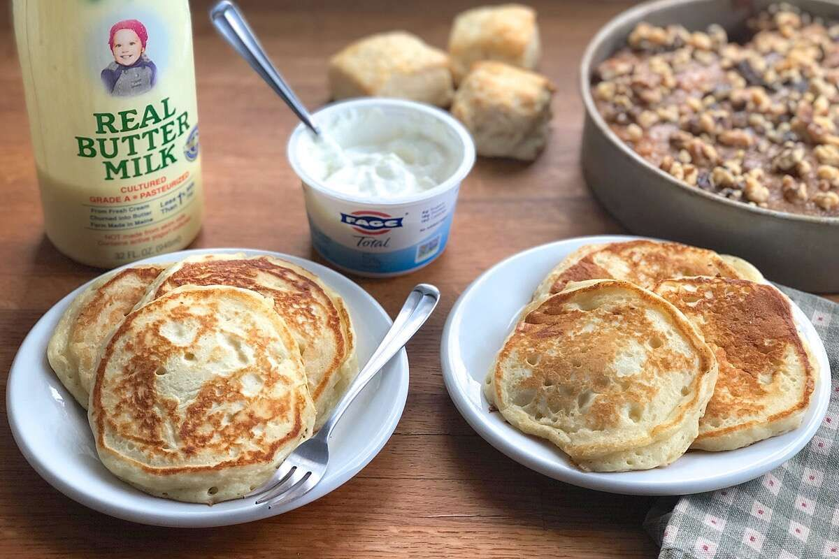 How to substitute for buttermilk king arthur flour in