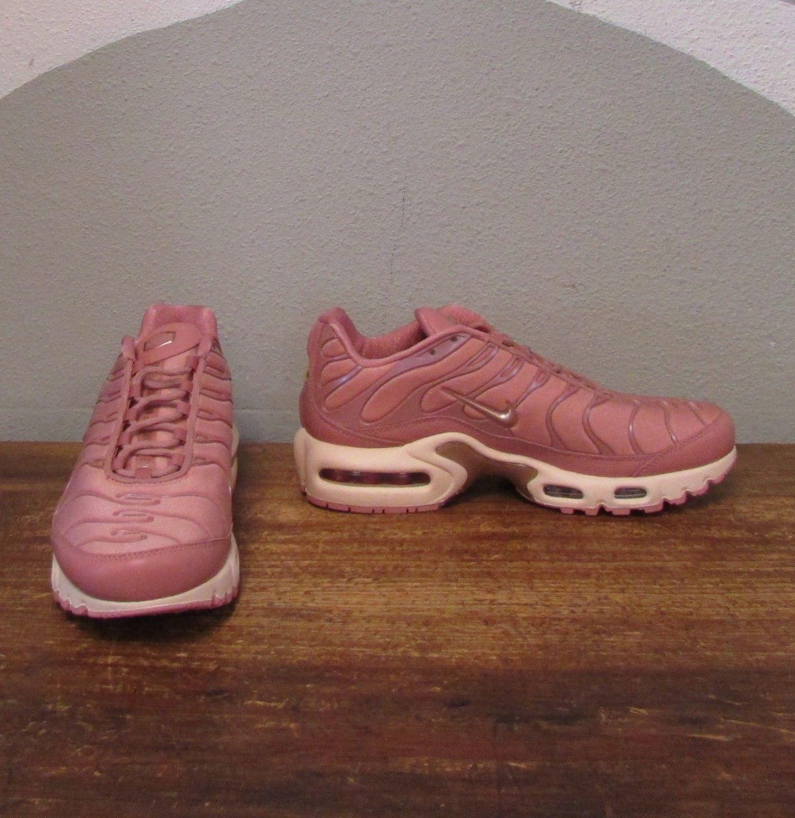 pretty nice a3699 1fb61 NIKE AIR MAX PLUS Women's 7 Sample Rose Pink TN Air Running ...