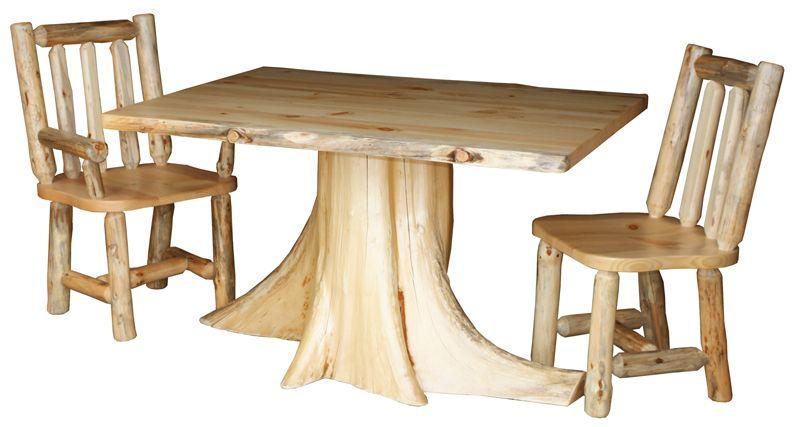 Log Furniture Rustic