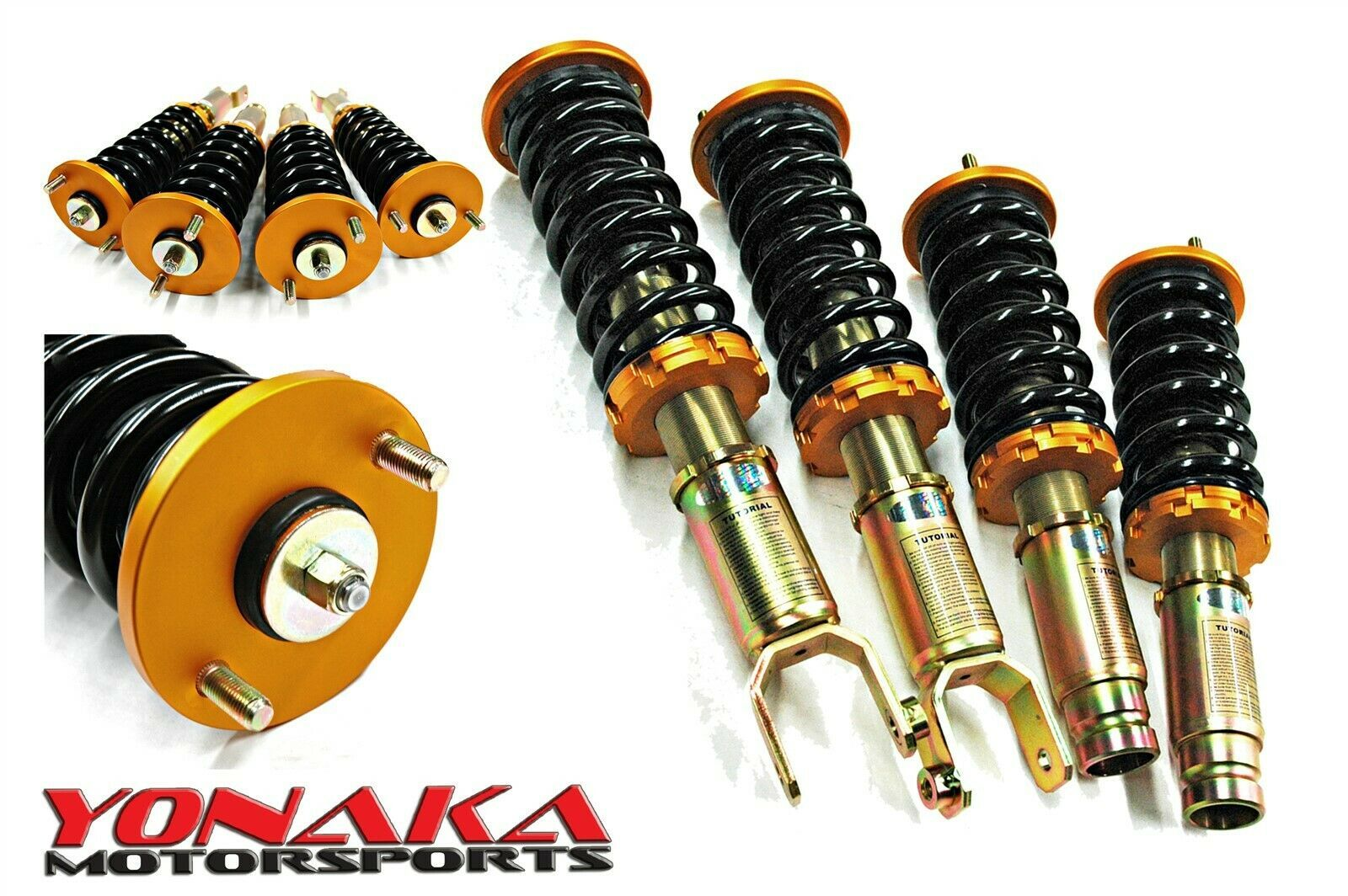 Yonaka Coilovers Coilovers Civic Acura Integra