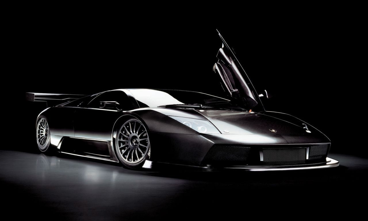 Full HD Wallpaper Lamborghini Luxury Sports Car Dark From The Category Cars