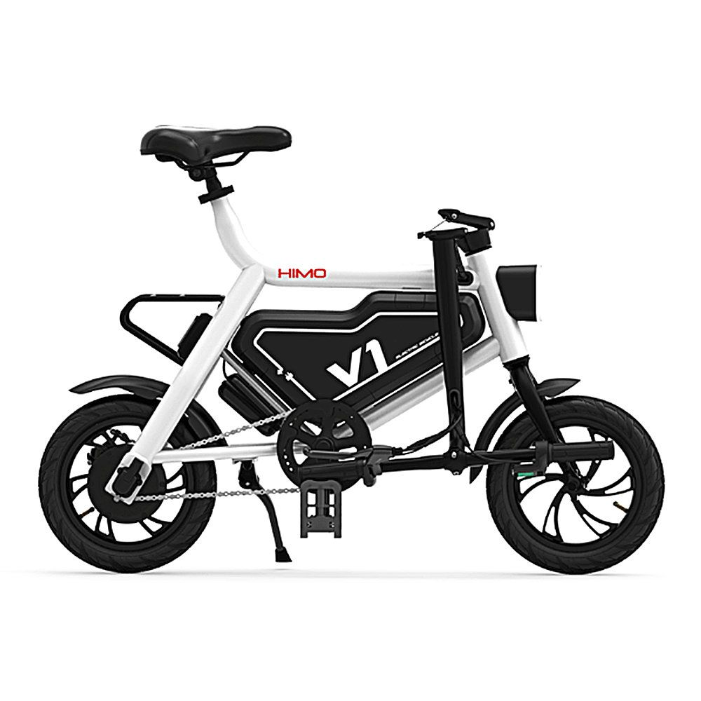 Xiaomi Himo V1s Portable Folding Electric Moped Bicycle Ergonomic