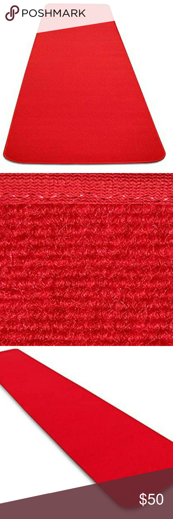 Red Carpet Aisle Runner 3ft X 10ft Red Carpet Aisle Runner Outdoor Carpet Indoor Outdoor Carpet