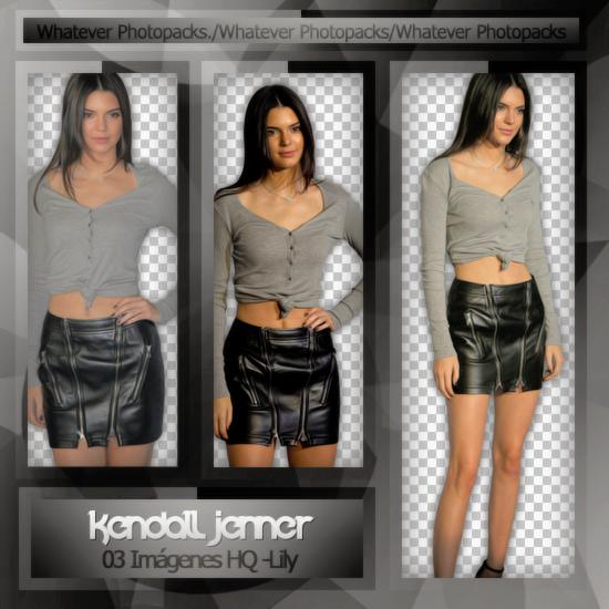 Pack Png Kendall Jenner Kendall Jenner Kendall Jenner