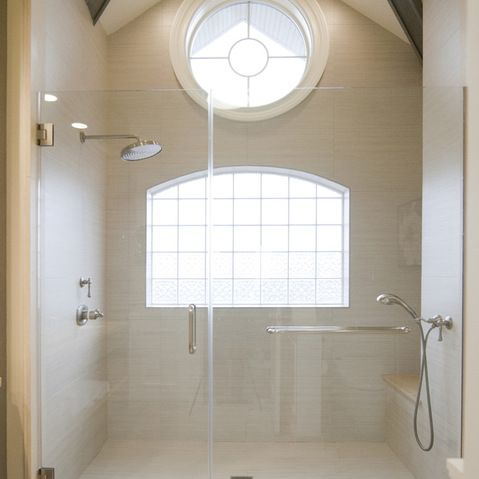 large shower tile design ideas, pictures, remodel and