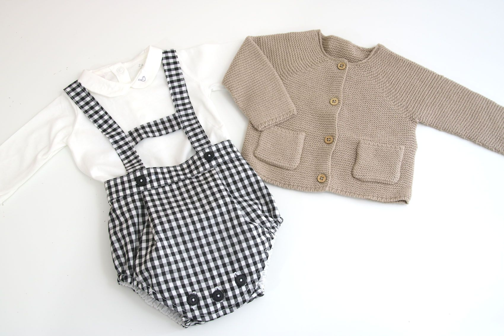 Costura: Peto para bebés (patrones gratis) | | Oh, Mother Mine DIY ...