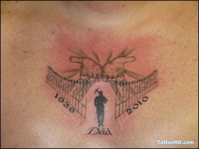 Memorial tattoos designs and ideas page 29 tattoo for Memory tattoos pictures