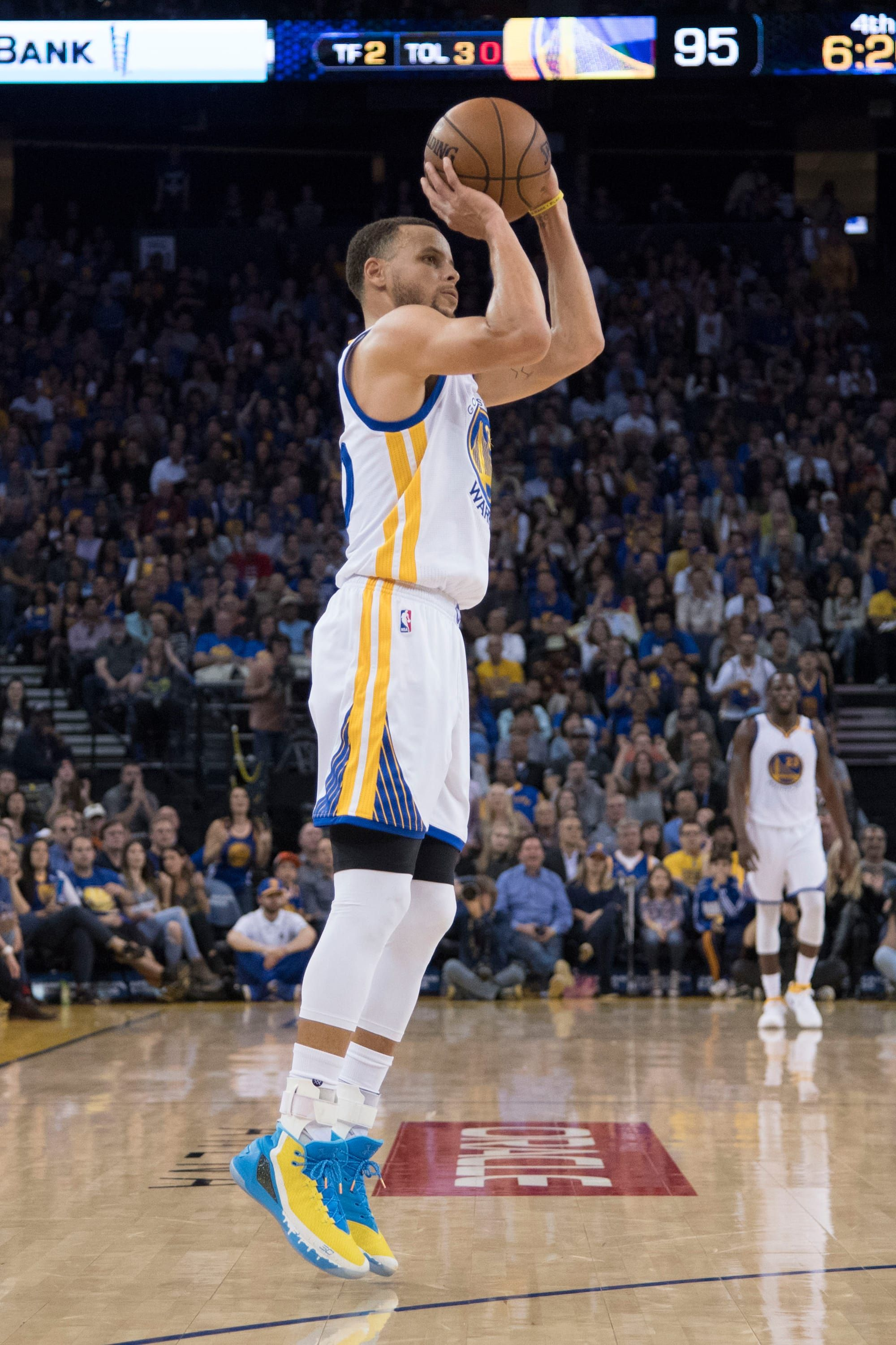 Steph curry, Curry warriors