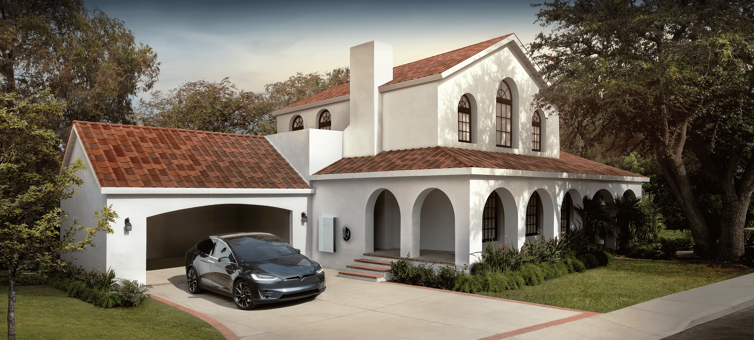 Tesla S Amazing Solar Roof Tiles Look Good Are Much Stronger Than Regular Tiles And Produce Energy Nbnbnbnb An Solar Roof Tesla Solar Roof Solar Shingles