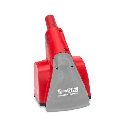 Rug Doctor Pro Deep Upholstery Tool And Hose Red Cleaning