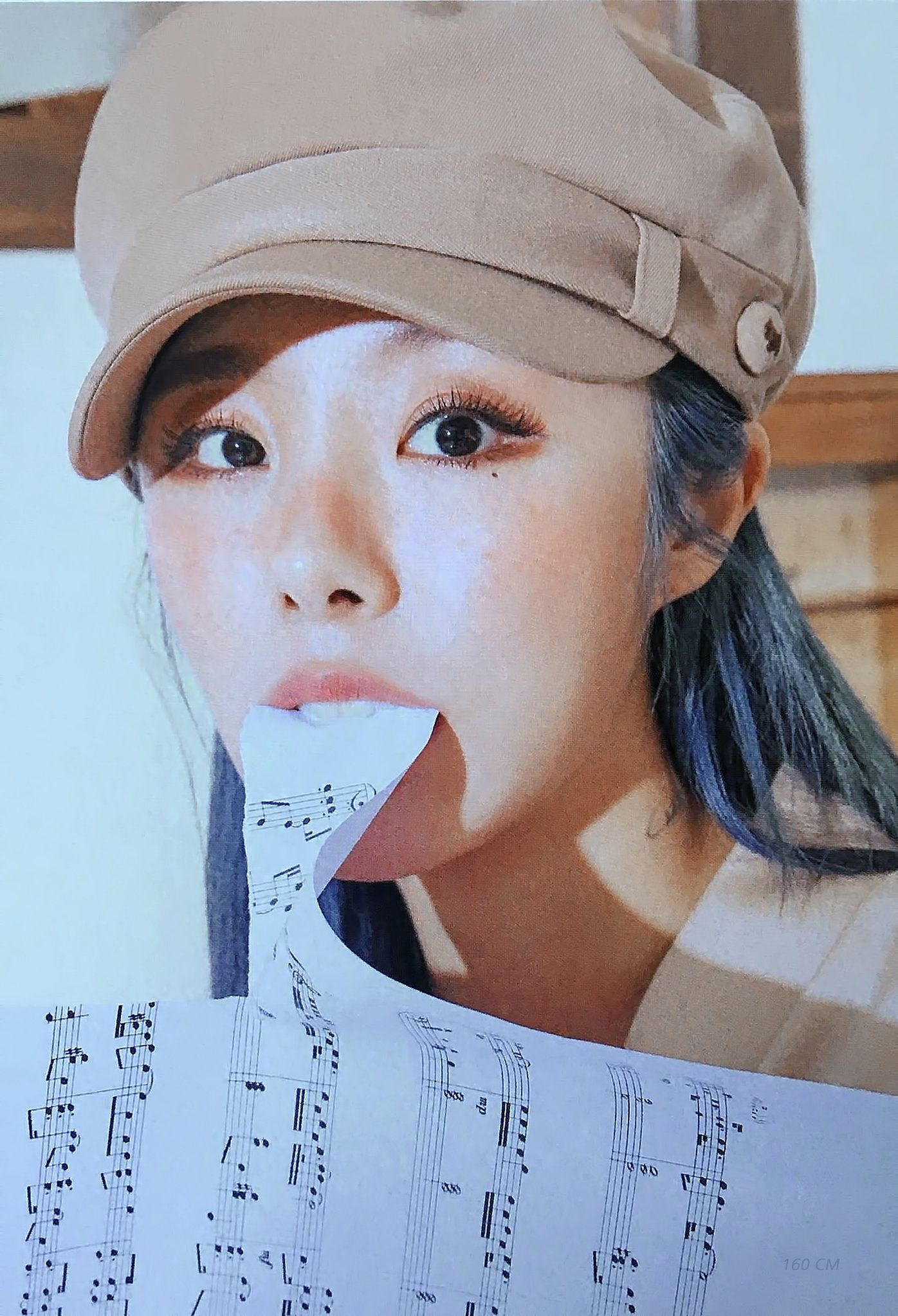 160cm On Jung Mamamoo K Pop