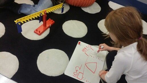 Centers for the importance of the equal sign. 1st Grade - 1.0A.D.7
