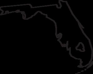Florida Outline Clip Art Vector Clip Art Online Royalty Free Public Domain Florida Outline Clip Art Online Art