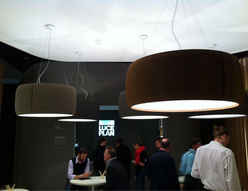 Silenzio Luceplan Light Buildingexhibition Stands
