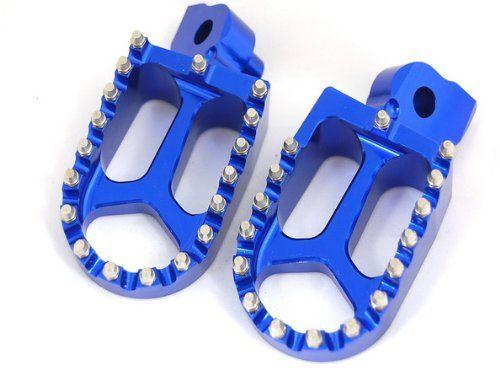 11z blue cnc racing footpegs fp11 yamaha yz85 yz125 yz250 yz250f 11z blue cnc racing footpegs fp11 yamaha yz85 yz125 yz250 yz250f yz426f yz450f wr250 wr400 wr426