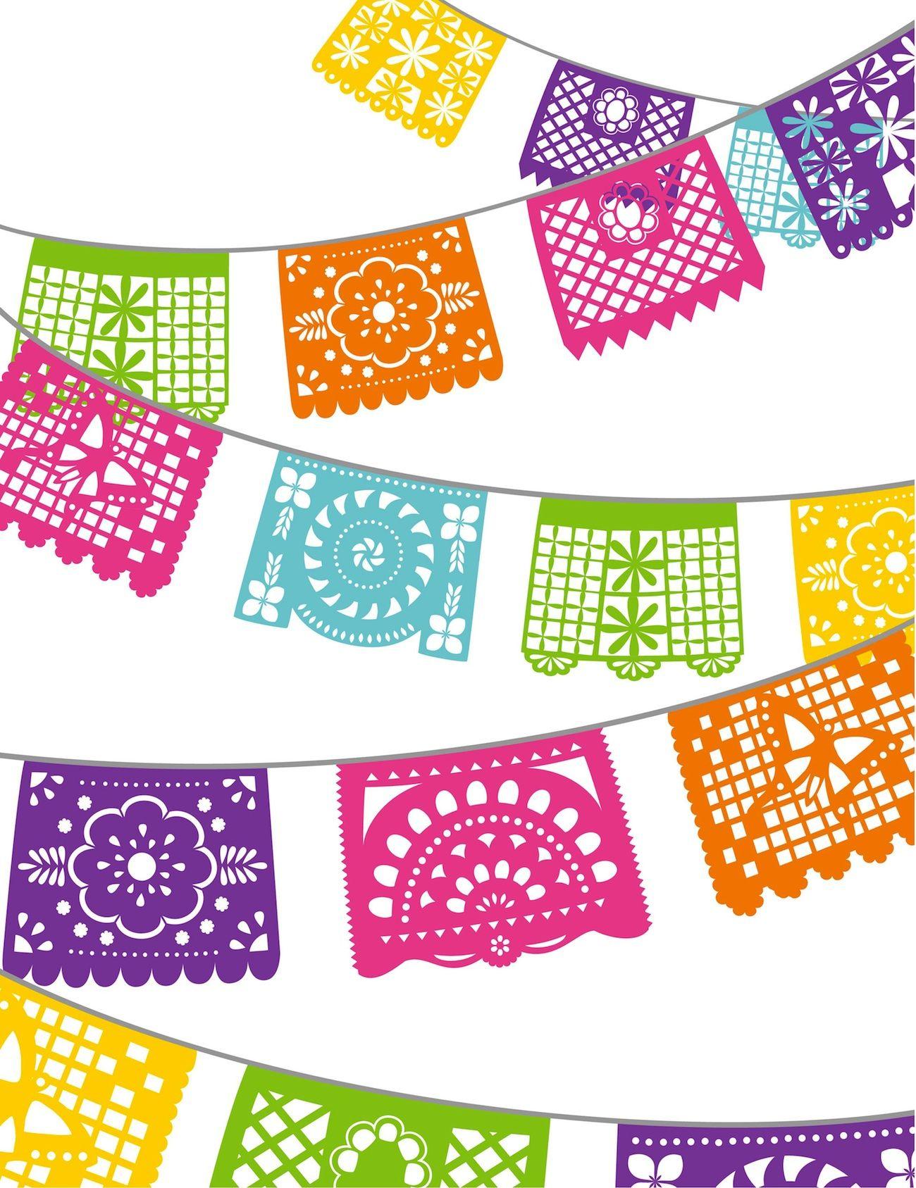 13++ Mexican paper flag clipart ideas