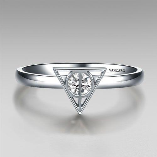 harry potter aesthetic - Harry Potter Wedding Rings