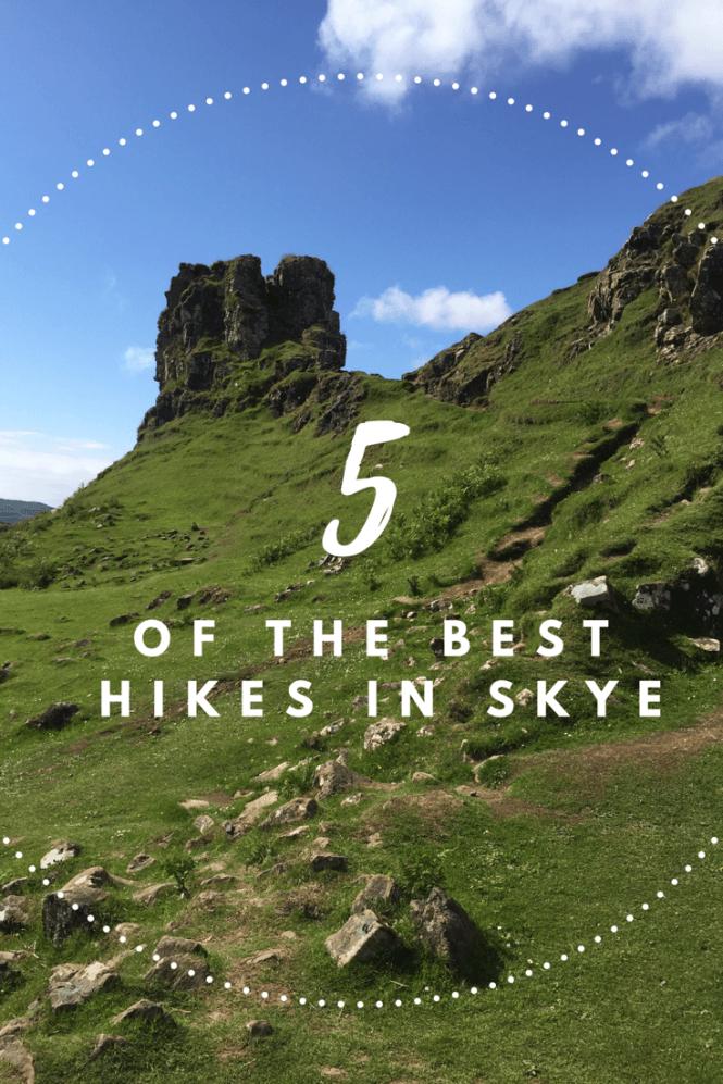 Five Of The Best Hikes In Skye Scotland Hiking Scotland