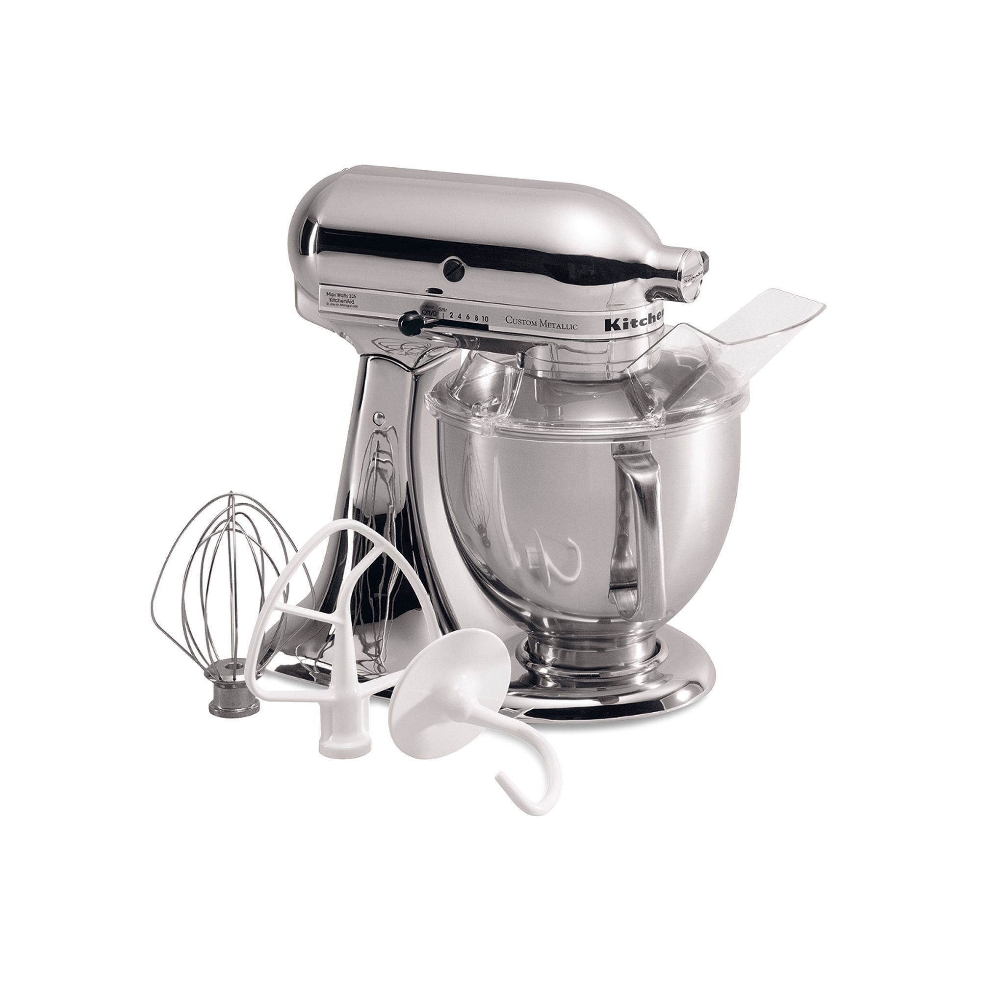 Kitchenaid Ksm152ps Custom Metallic 5 Qt Stand Mixer