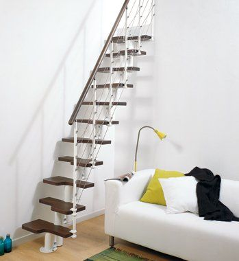Best Space Saving Stairs Ladders For Small Homes Loft 400 x 300